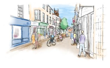 Taunton Town Centre Public Space Improvements